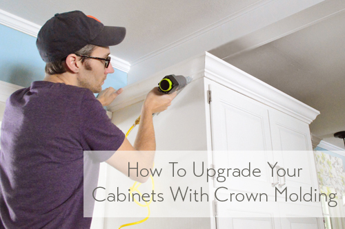 how-to-upgrage-your-cabinets-with-crown-molding