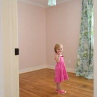 Saying Goodbye To Clara's Room