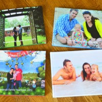 Making Our Family Yearbook (An Annual Photo Book)