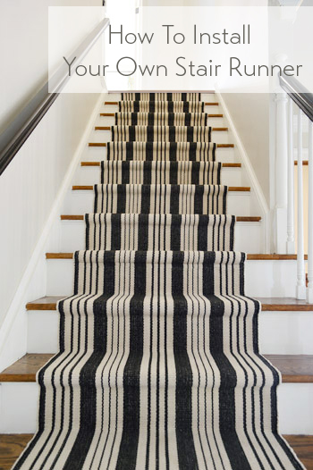 How To Install Your Own Stair Runner Graphic