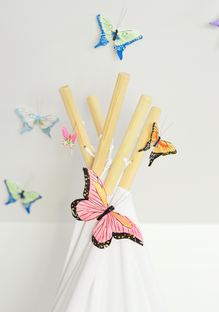 Playful-Family-Bonus-Room-Butterfly-Teepee-CloseUp