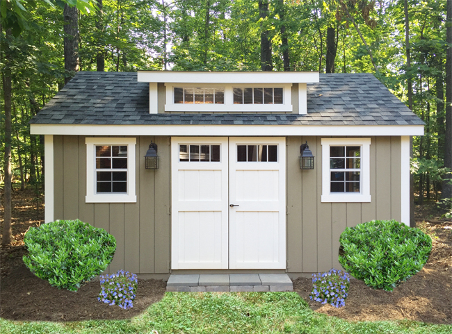 Shed-After-Straight-Landscaping