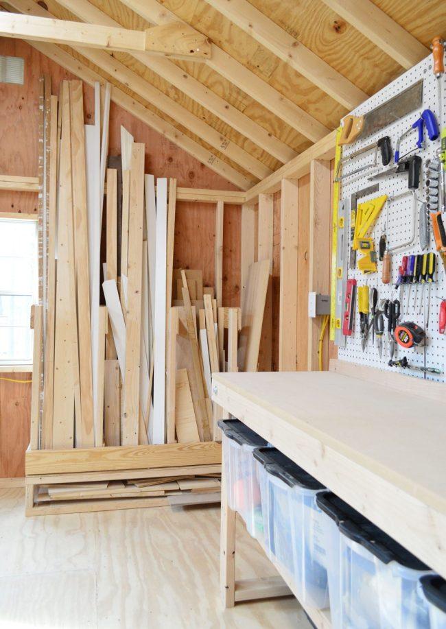 shed storage ideas garage storage ideas