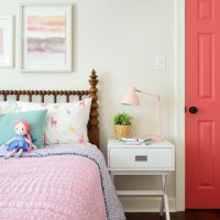Who Puts An 100-Year-Old Bed In A Little Girl's Room? Um, We Do.