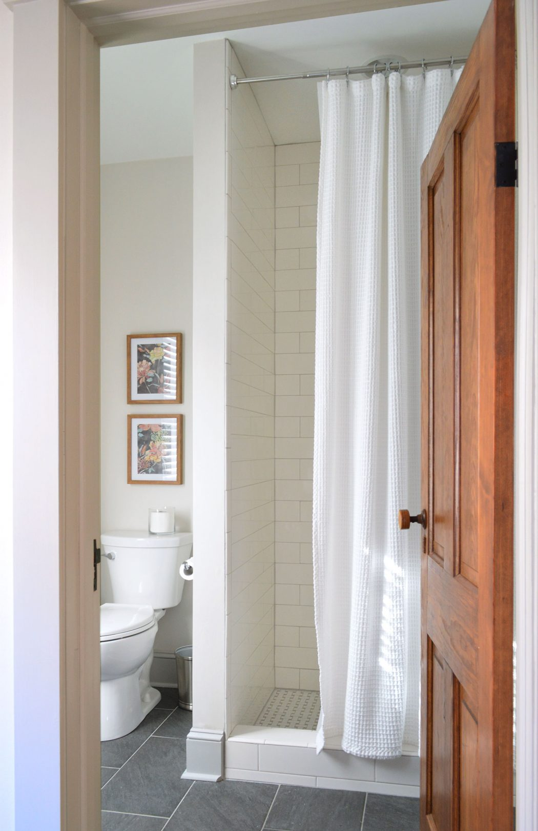 ep83-Beach-House-Down-Bath-Extra-Long-Shower-Curtain | Young House Love