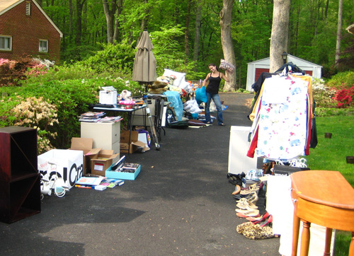 Here Are A Few Tricks And Tips For Having A Yard Sale And