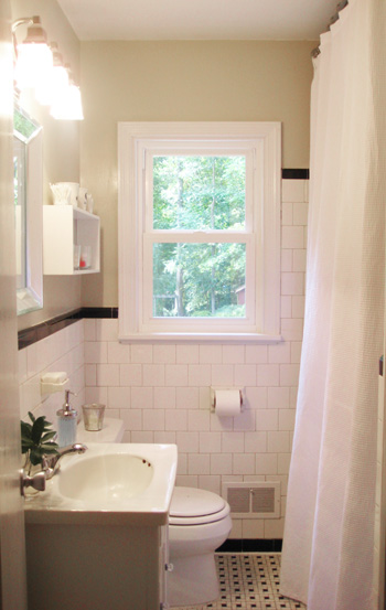 shower curtain rod to ceiling height