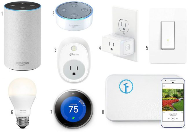10 Ways We Use Smart Home Devices To Make Our Home More