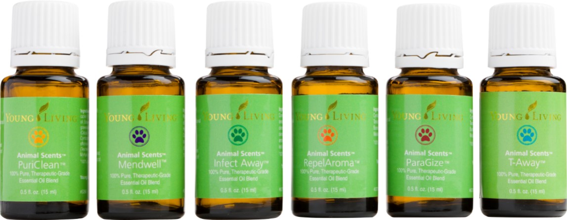 AnimalScents Oils - Young Living Essential Oils