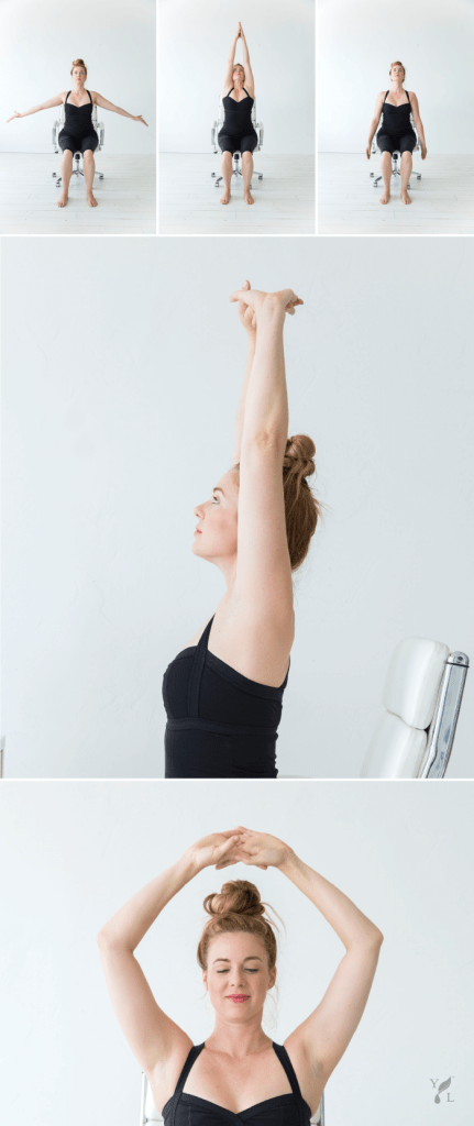 Sit-down, sweat-free Yoga - Young Living
