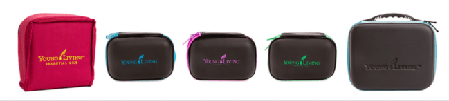 Essential Oil Storage | Young Living Carrying Cases