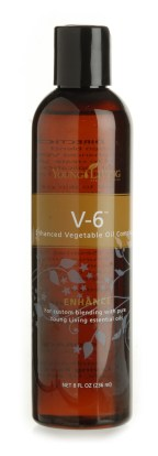 V-6 Carrier Oil Vegetable Complex