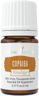 Copaiba essential oil Vitality Young Living