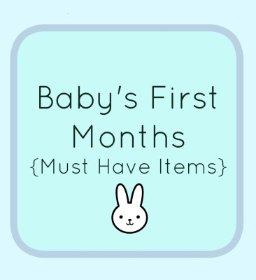 baby's First months