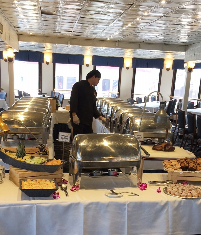 savannah riverboat cruise brunch