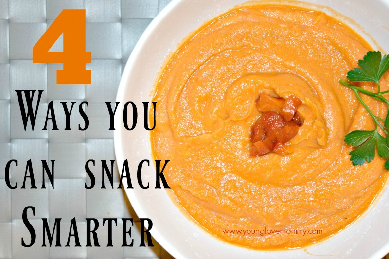 My Top 4 Snack Tips – Snacking Smarter + Yummy Recipe