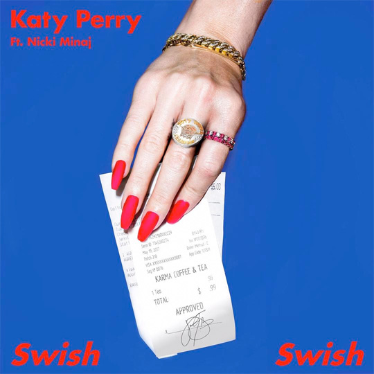 Image result for swish swish katy perry