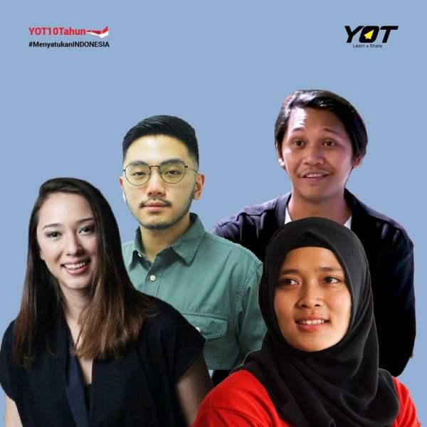 Menginspirasi! Inilah Anak Muda Indonesia yang Masuk 30 Under 30 Forbes Asia