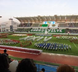 Turkmenistan Independence Day