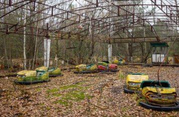 chernobyl dodgems