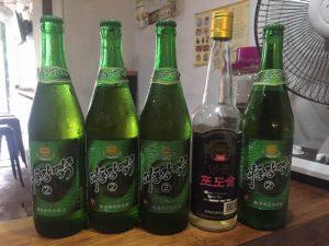 taedonggang beer festival pyongyang