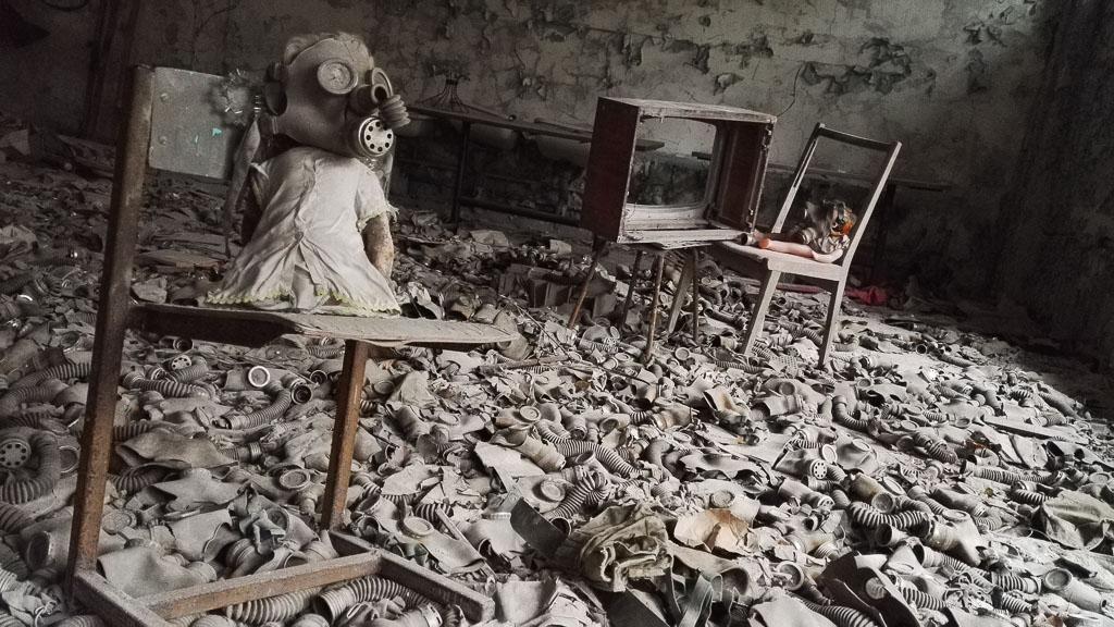 extreme chernobyl