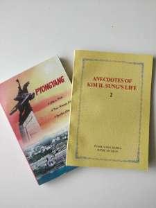 north korean books