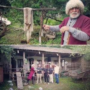 The Personal Museum of Adam, Grozny, Chechnya