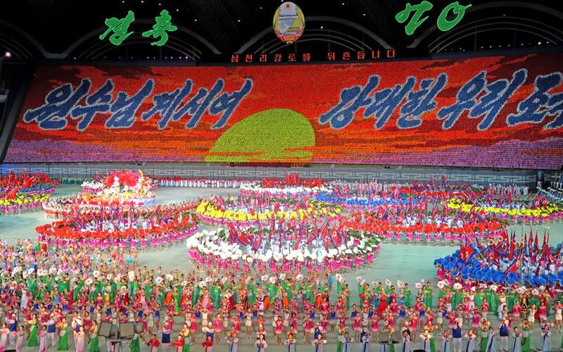Mass-Games-15 | one of the best festival tours in North Korea