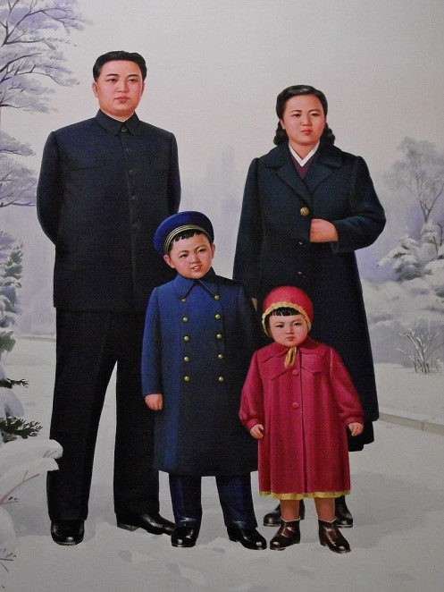 Mother Kim Jong-Suk - North Korean women