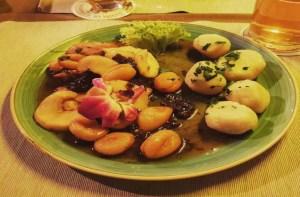dumplings - Breslau