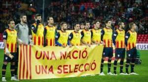 Catalonia football team