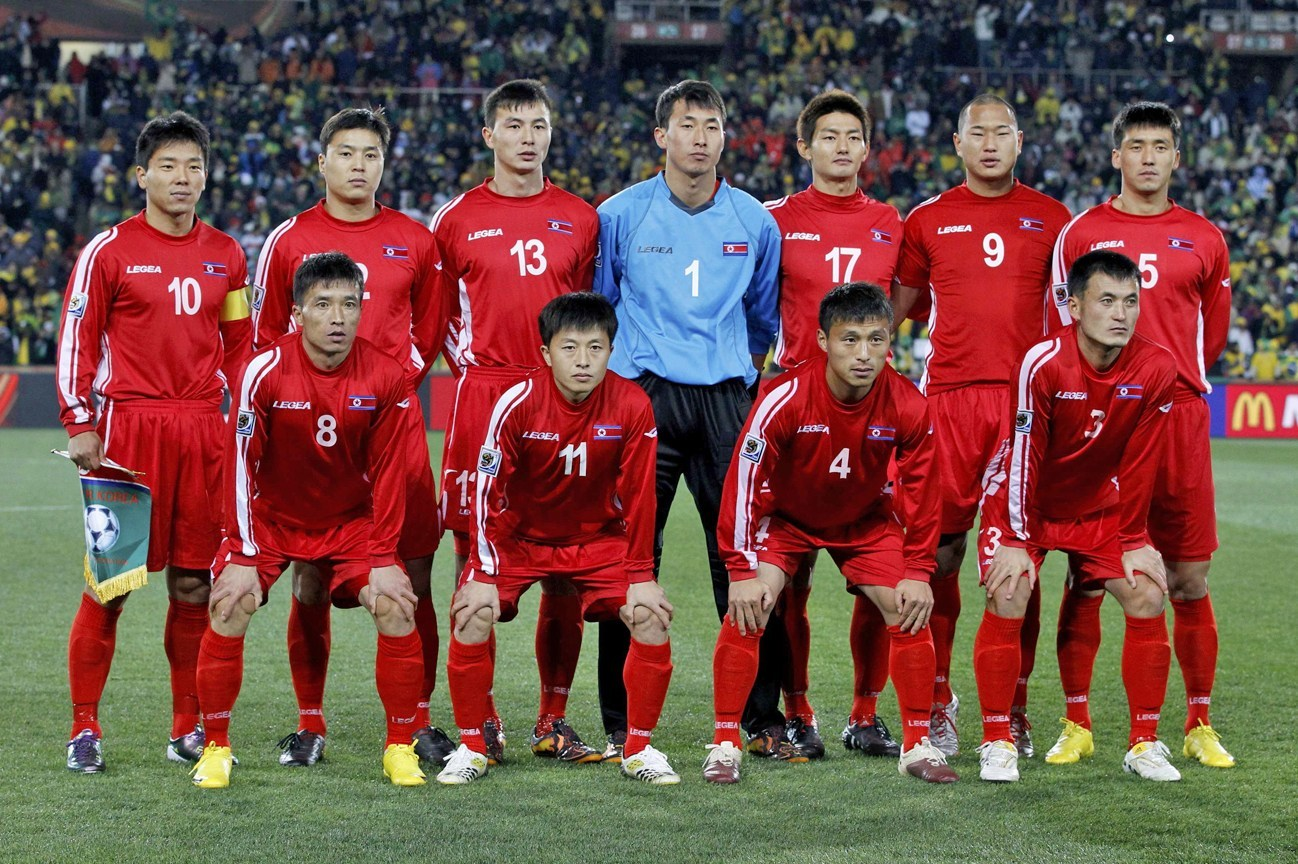 Football Clubs of North Korea | Young Pioneer Tours