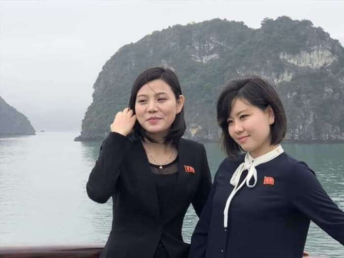 north koreans travel abroad for leisure