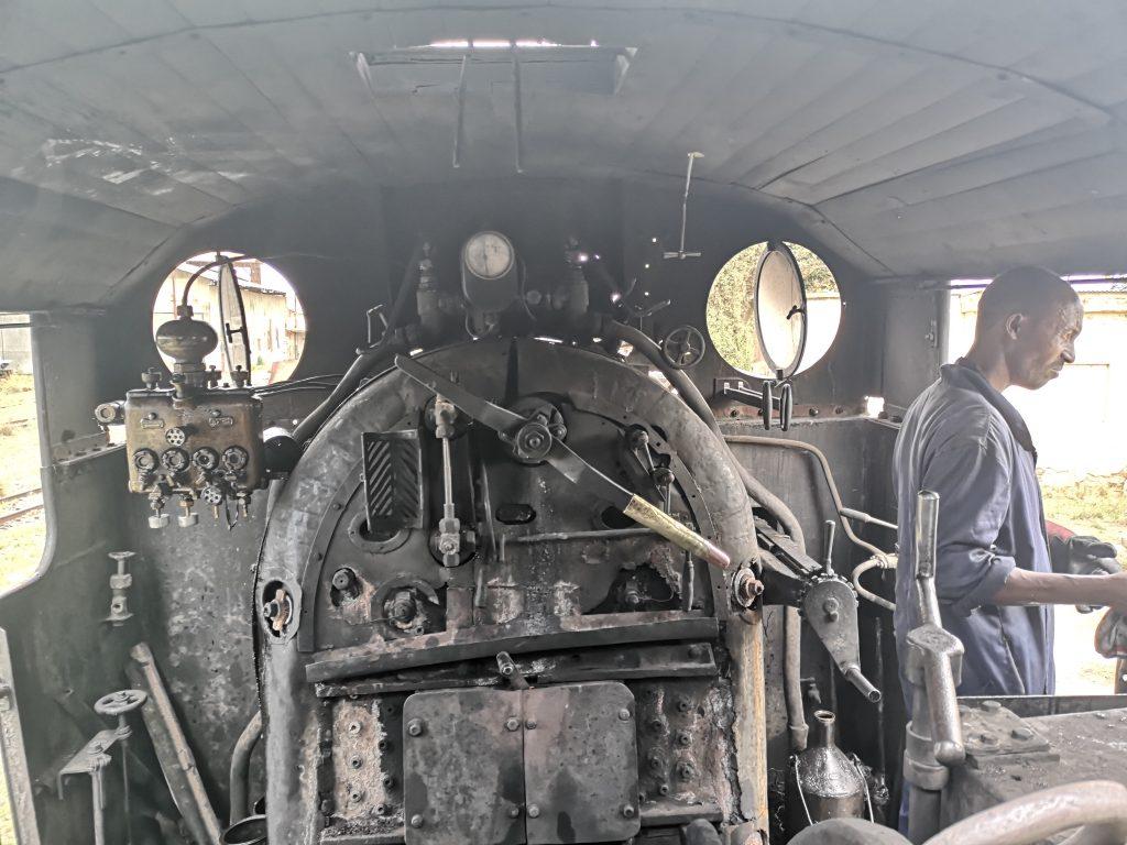 steam train of Eritrea