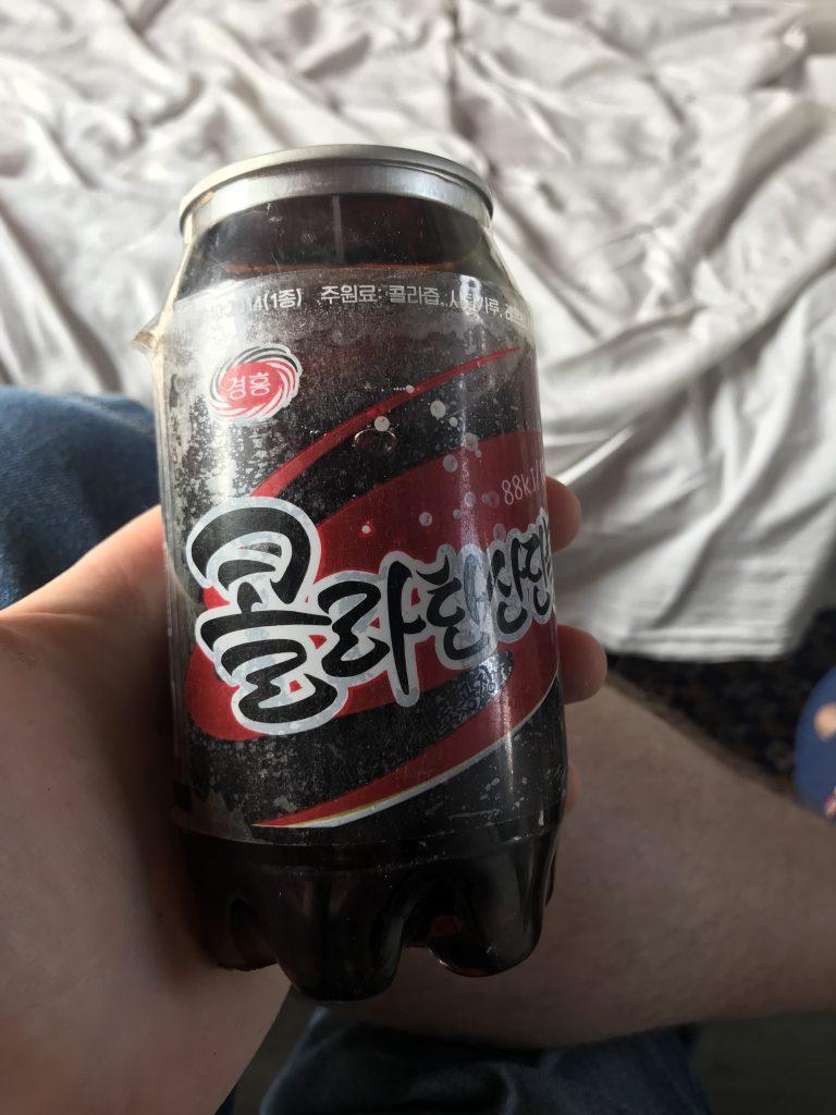 North Korean Coca-Cola
