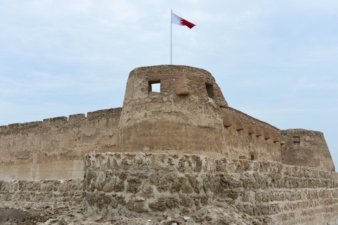 Fort of Bahrain