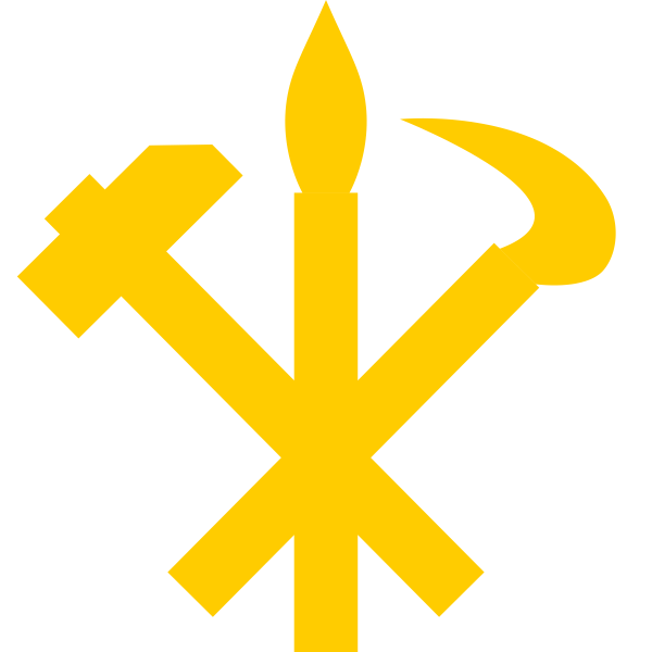 The Symbol of the Worker's Party of Korea