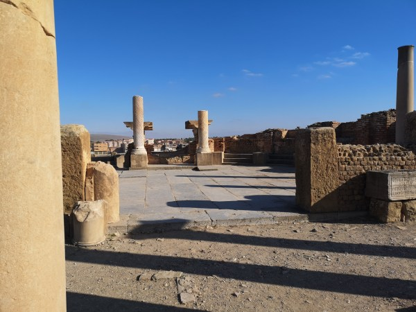 Library of Timgad