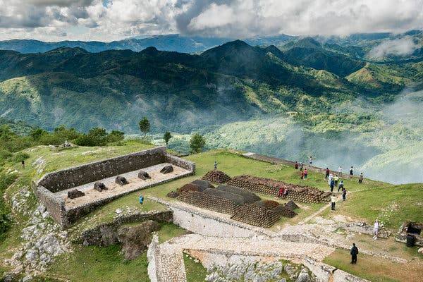 Haiti has a lot to offer for modern tourism