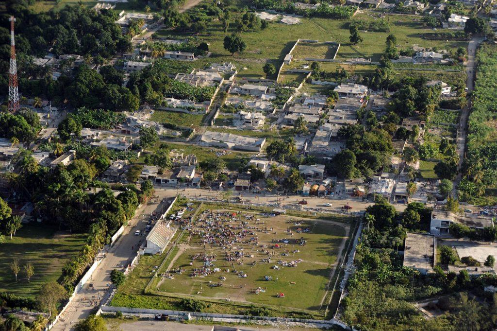 Effects of 2010 Haiti earthquake