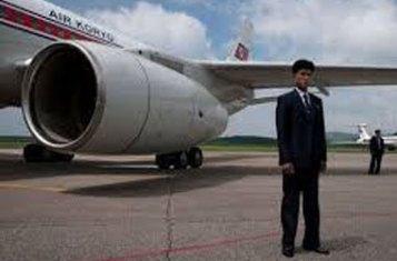 can north koreans travel air koryo