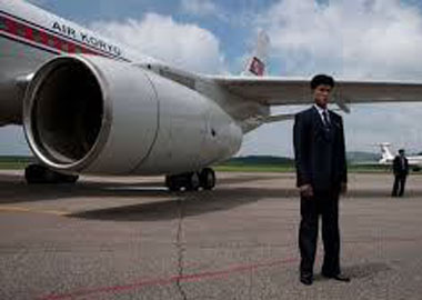 can north koreans travel air koryo