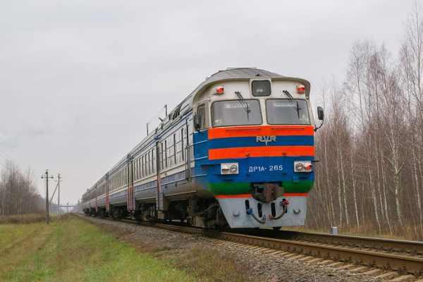 Belarusian Train