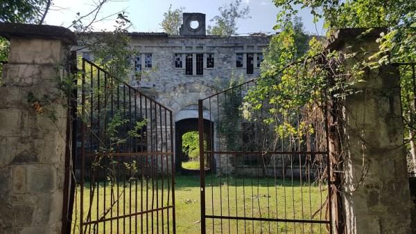 Doftana Prison