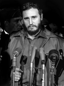 Fidel Castro in Washington