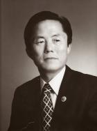 General choi Hong Hi, founder of Taekwondo