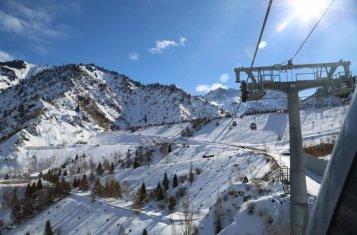 almaty winter olympics ski resort kazak