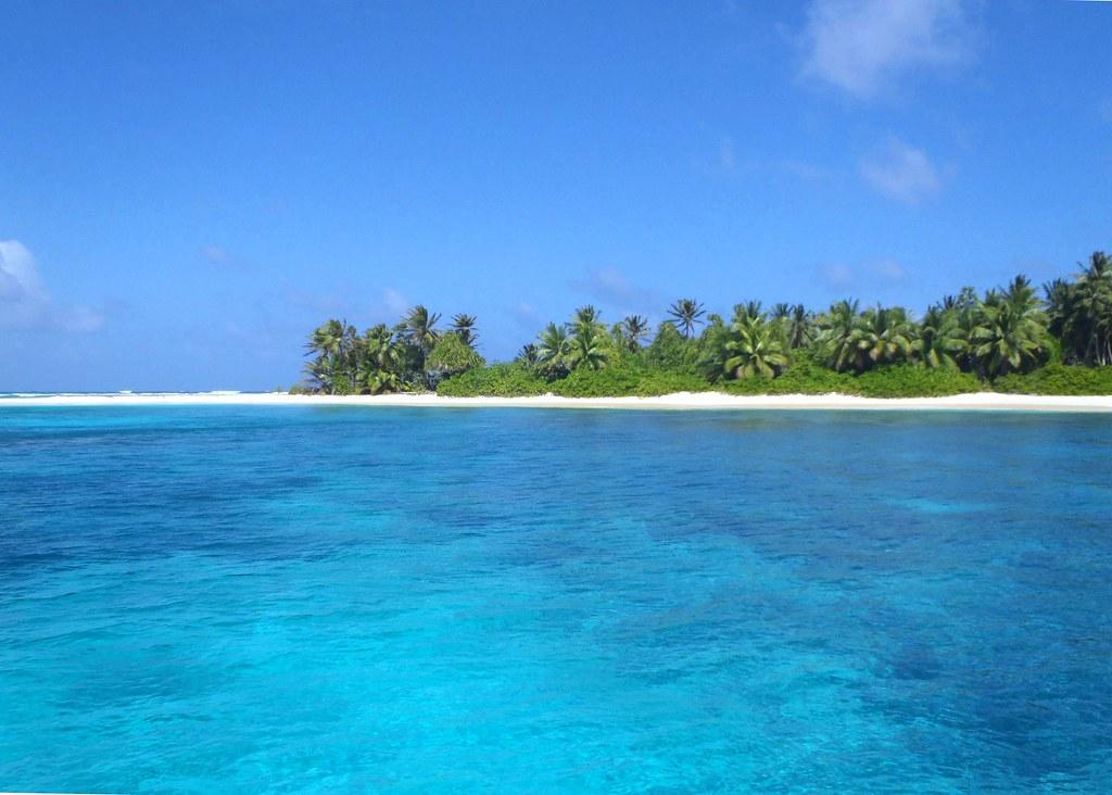 Marshall Islands Least Visited
