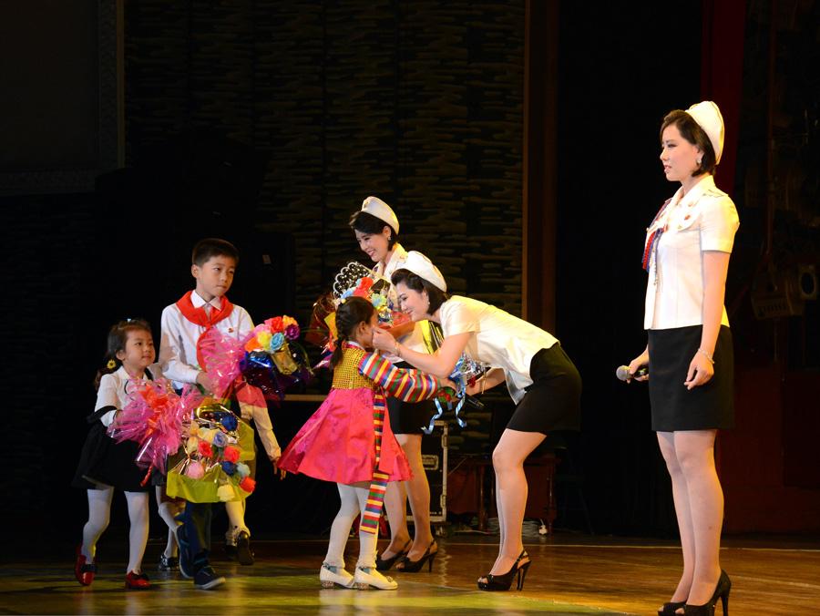 Moranbong Band Kids